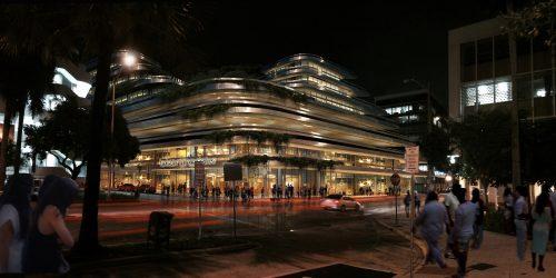 1675 Meridian DOMO Architecture + Design Miami Beach Macys