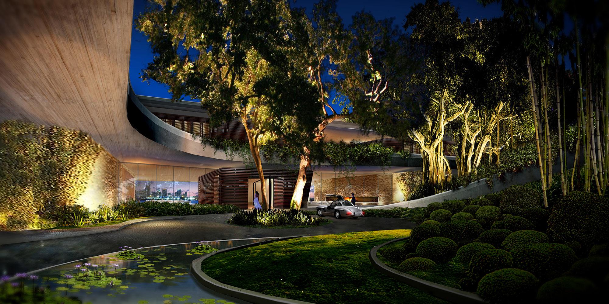 & DOMO ARCHITECTURE + DESIGN azcodes.com
