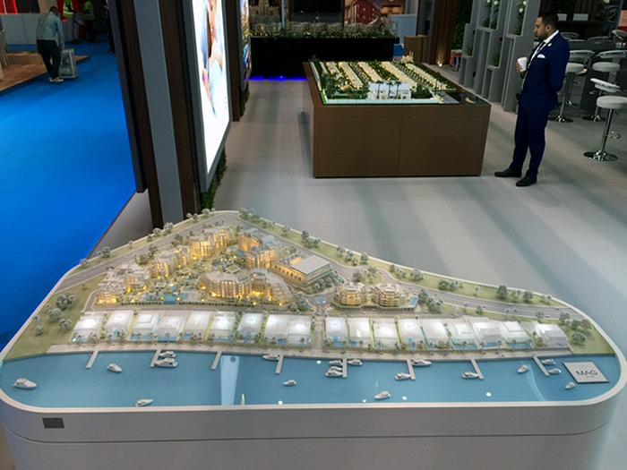 DOMO Design Architecture Cityscape Dubai