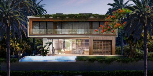 DOMO Design Architecture Dubai Creek Villa UAE