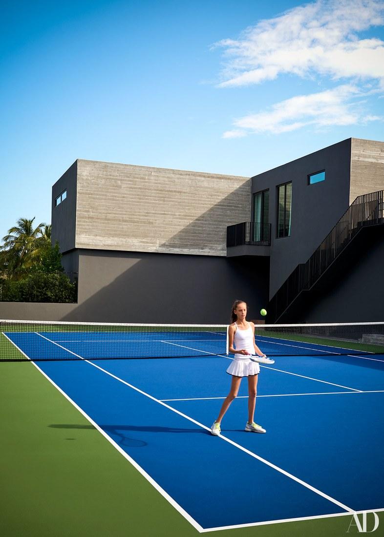 Architectural Digest Aug. 2017 - DOMO Design