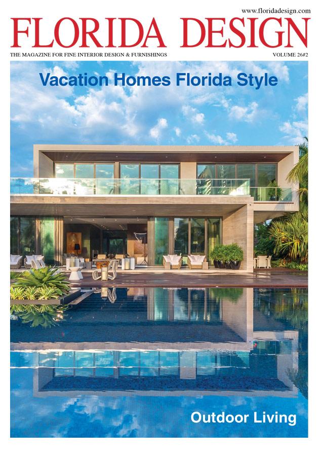 DOMO Featured In Florida Design Magazine