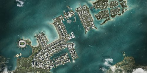 Master Plan Doha, Qatar